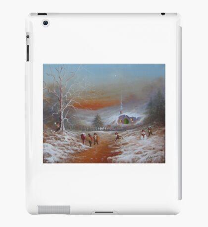 Snowballs! iPad Case/Skin