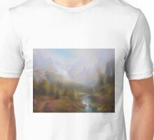 The Mountains Of Mist. Unisex T-Shirt