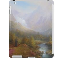 The Mountains Of Mist. iPad Case/Skin