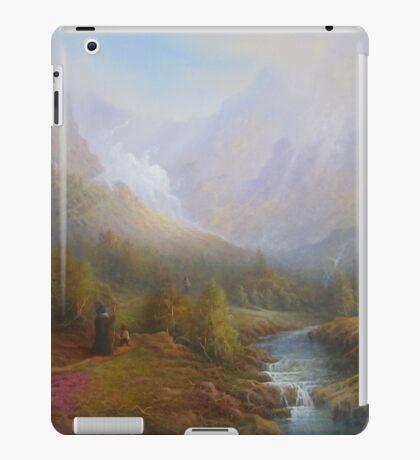 The Mountains Of Mist. iPad Case/Skin
