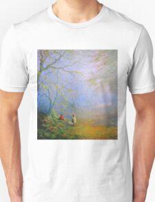A Woodland Encounter Unisex T-Shirt