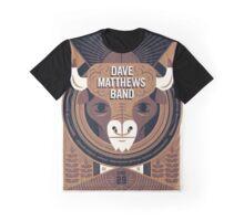 DAVE MATTEWS BAND SUMMER TOUR 2016 - BONNER SPRINGS, KANSAS Graphic T-Shirt