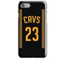 cavs23 iPhone Case/Skin