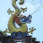 Chinese Dragon by Sandra  Sengstock-Miller