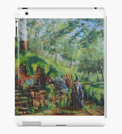 In Search Of An Adventurer iPad Case/Skin
