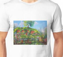 Summer Under The Hill. Unisex T-Shirt