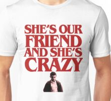 Our Friend Eleven Unisex T-Shirt