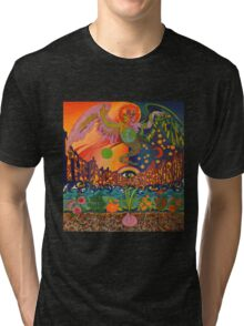 The Incredible String Band - The 5000 Spirits or the Layers of the Onion Tri-blend T-Shirt