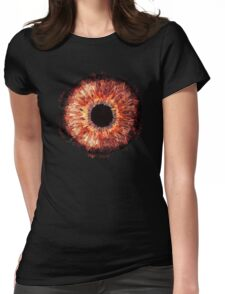 Inseyed - Mordor Style Womens Fitted T-Shirt