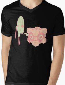 A Lovely Pair Mens V-Neck T-Shirt