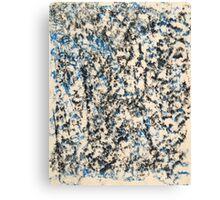 Untitled (blue) Canvas Print
