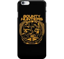 BOUNTY HUNTERS SERVICE V1 iPhone Case/Skin