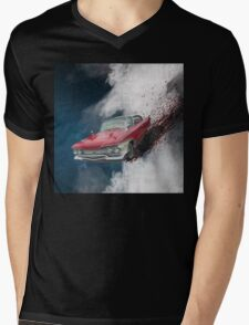 Christine - a loving car Mens V-Neck T-Shirt
