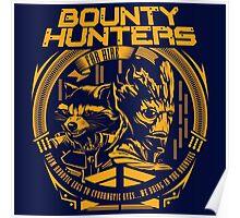 BOUNTY HUNTERS SERVICE V1 Poster