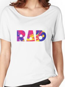 RAD Women's Relaxed Fit T-Shirt