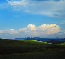 Stormy Rockies by jackdfletch