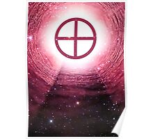 Gnosticism (Sun cross) Poster