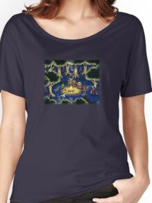 Chrono Trigger Camping Scene Women's Relaxed Fit T-Shirt