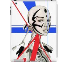 Kikai no Onna (Machine Girl) iPad Case/Skin