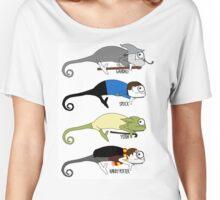 Movie Chameleons Women's Relaxed Fit T-Shirt