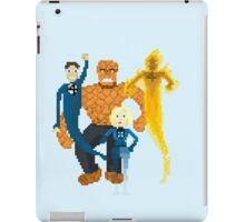 Fantastic Four Pixel Art iPad Case/Skin