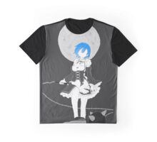 "Re:Zero Rem ""Moonlight"" Graphic T-Shirt"