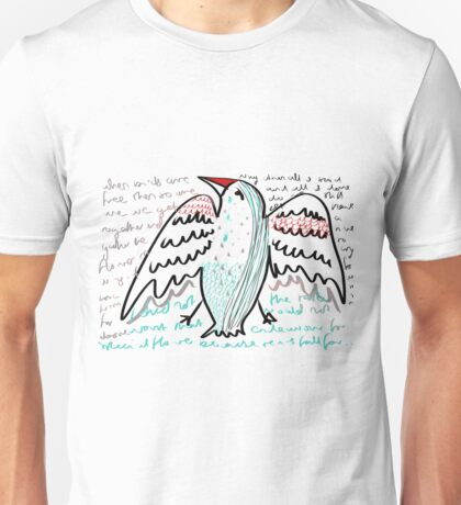 When Birds are Free Unisex T-Shirt