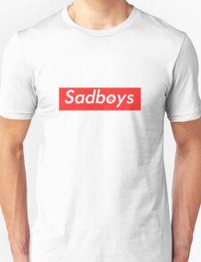 Sadboys Box Logo (L) - SADBOYS & YUNG LEAN Unisex T-Shirt