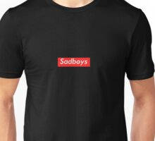Sadboys Box Logo - SADBOYS & YUNG LEAN Unisex T-Shirt