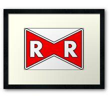 Dragon Ball - Red Ribbon Army Framed Print