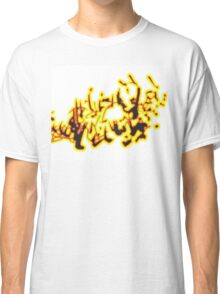 Joyous Tribal Dance To Autumn Classic T-Shirt