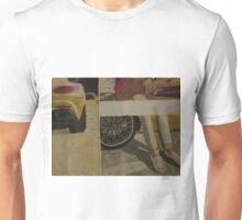 Painting Mercedes AMG GT Unisex T-Shirt