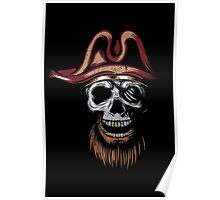 PIRATE TEE - CORSAIRS! Poster