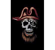 PIRATE TEE - CORSAIRS! Photographic Print