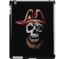 PIRATE TEE - CORSAIRS! iPad Case/Skin