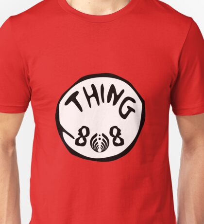 Thing 808 - Bassnectar Unisex T-Shirt