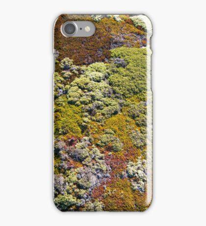 Marin headlands iPhone Case/Skin
