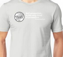 Samma Blokes T - Promotion quote Unisex T-Shirt