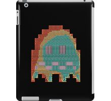Scared Pac-Man Ghost iPad Case/Skin