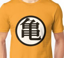 Dragon Ball Turtle Kanji Unisex T-Shirt
