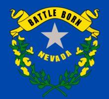 Nevada Governor Flag Sticker