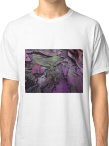 Longhorn Beetle In Pink Classic T-Shirt