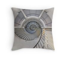 Going Up - Lighthouse Interior Throw Pillow