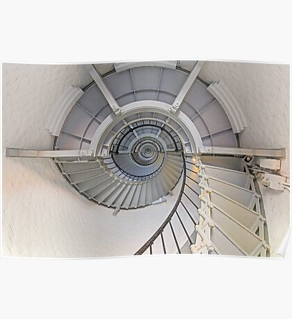 Going Up - Lighthouse Interior Poster
