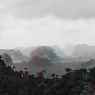 Clouds, hills, and mountains by Rebel Way Design