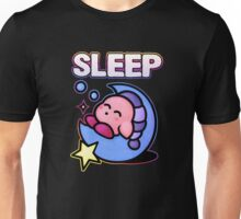 Kirby Sleep Unisex T-Shirt