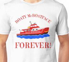 Boaty McBoatface Forever! Unisex T-Shirt