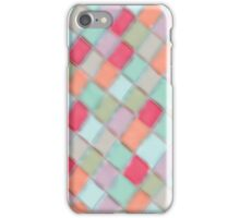 Grid Scales iPhone Case/Skin