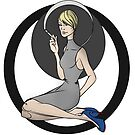 Claire Underwood by caitlin2006