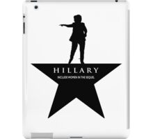 Include Women In the Sequel iPad Case/Skin